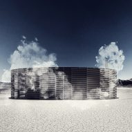 JKMM Architects to heat up Burning Man revellers with Finnish sauna