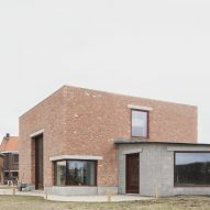 Stief Desmet studio by Graux & Baeyens Architecten