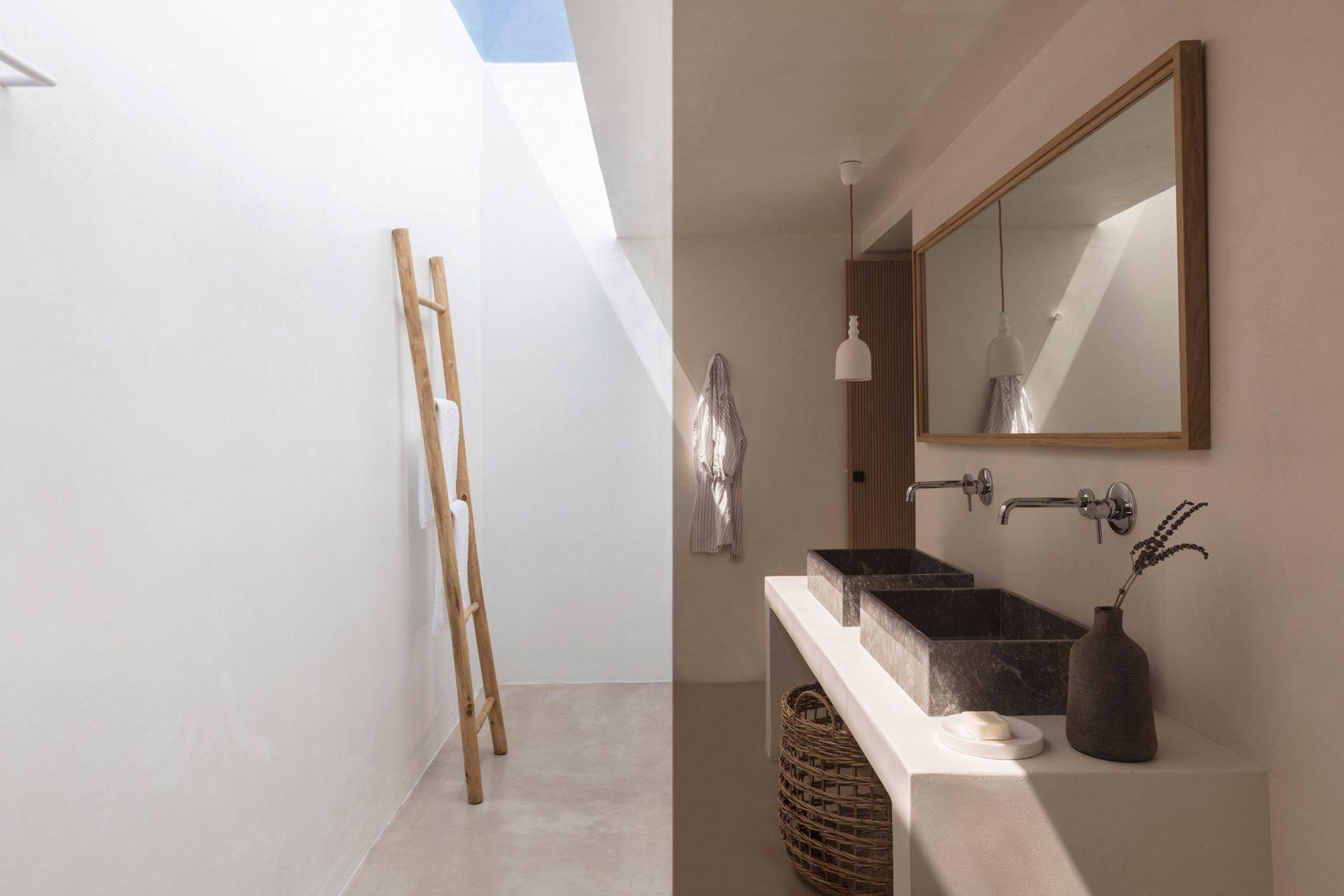 Summer Villa in Santorini, Greece by Kapsimalis Architects