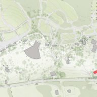 Linde Center for Music and Learning by William Rawn Associates Architects, Inc. Site Plan