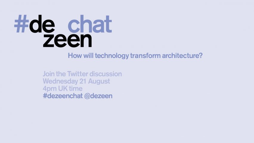 Dezeenchat architecture technology