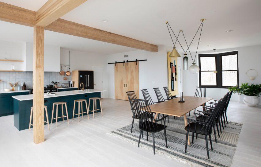 The Cedars, Michael Yarinsky Studio
