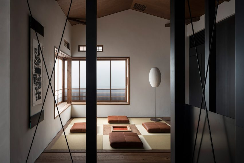 Trunk House designed by Trunk Atelier and Tripster