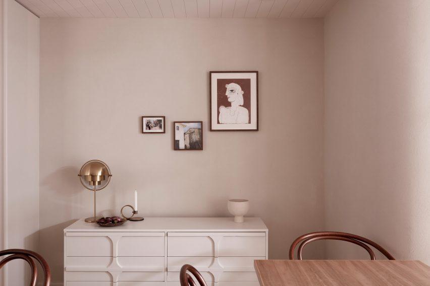 Via Porta cafe in Melbourne by Studio Esteta