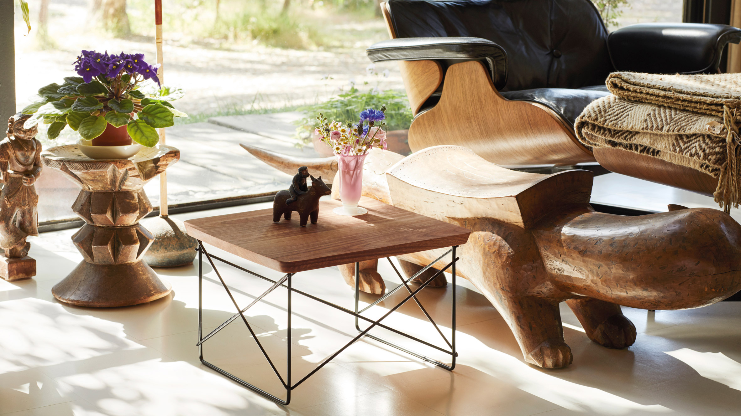 Fabulous Herman Miller And Vitra Release Eames Eucalyptus Ltr Tables Pdpeps Interior Chair Design Pdpepsorg