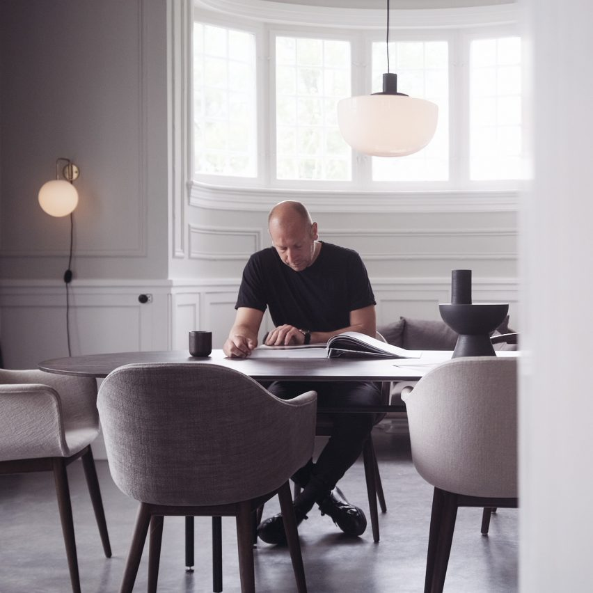 Jonas Bjerre-Poulsen reflects on the influence of Danish design in a short film by Vola