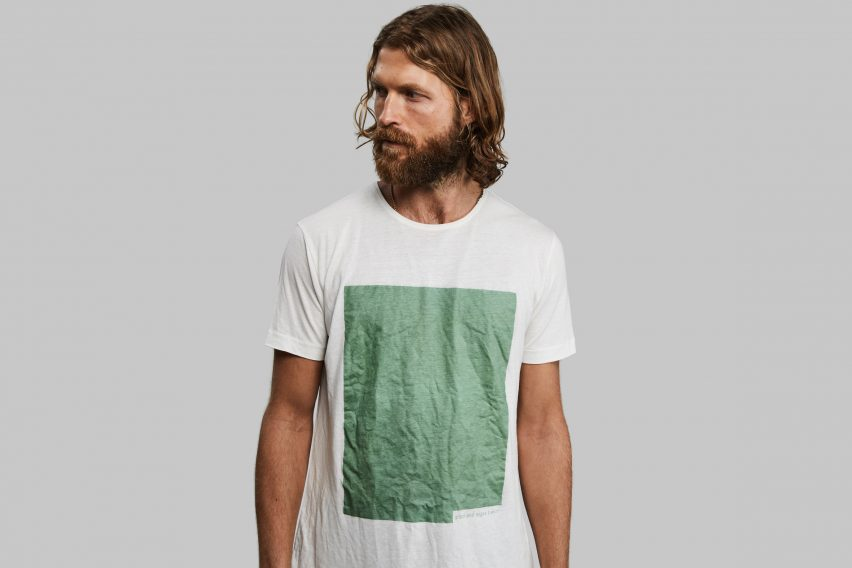 "Vollebak's t-shirt made entirely from plants and algae becomes ""worm food"" in 12 weeks"