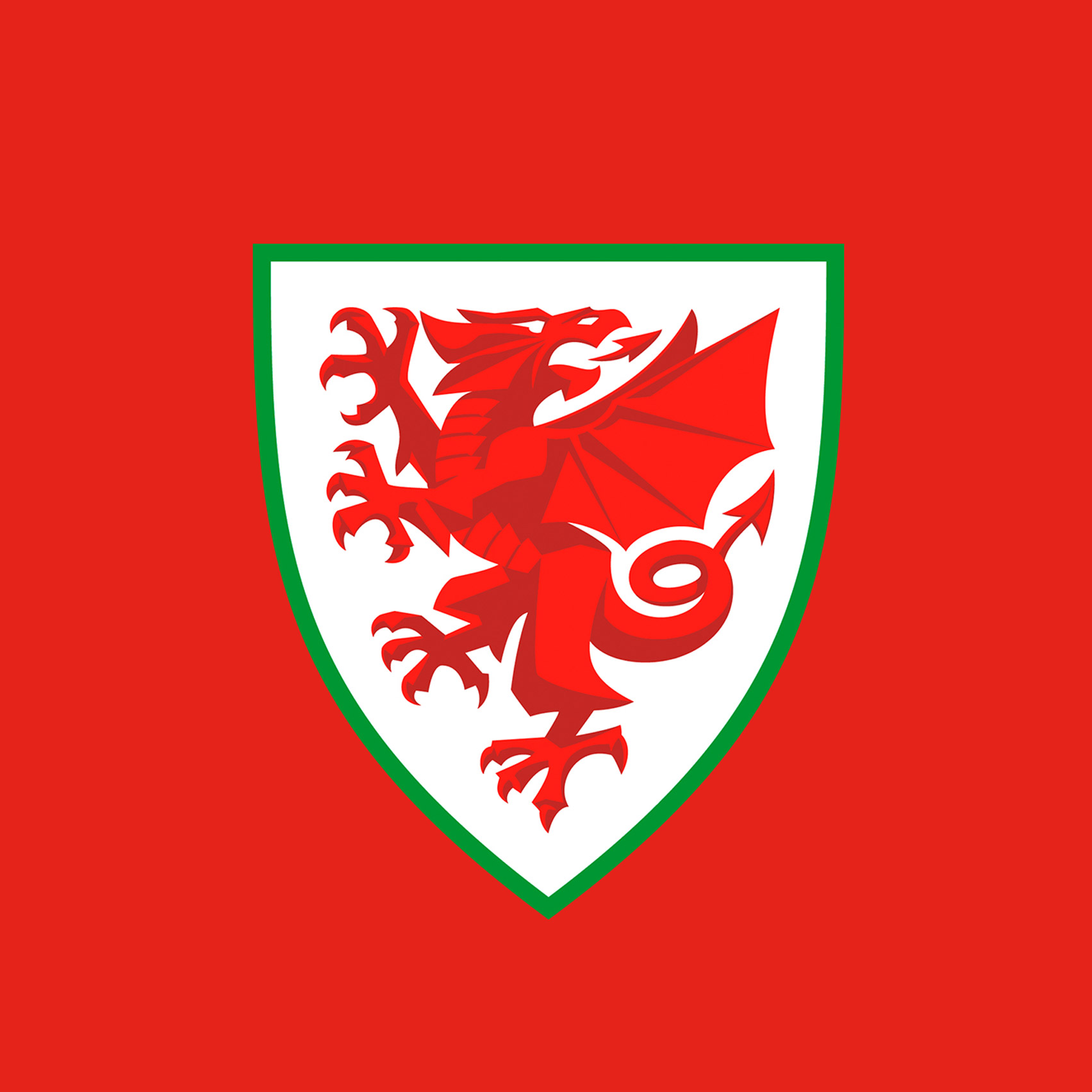 Football Association Of Wales Unveils Simplified Dragon As New Visual Identity
