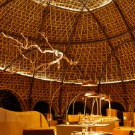 Wild Coast Tented Lodge by Nomadic Resorts near Yala National Park in Sri Lanka