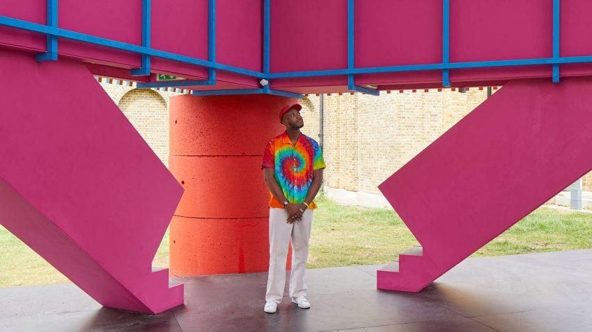 Yinka Ilori at The Colour Palace