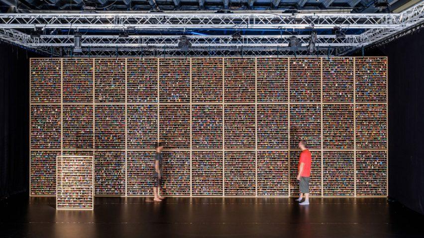 Art installation 17,000 by Skaparkollektivet Forma