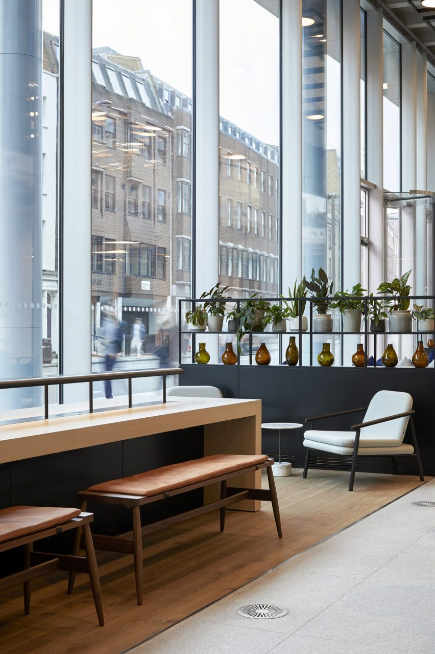 200 Gray's Inn Road by Conran and Partners