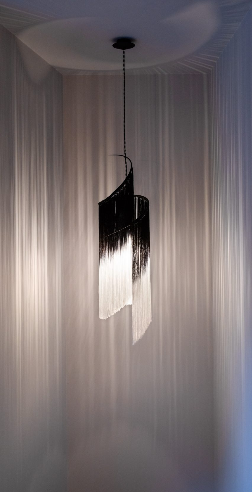 Ann Demeulemeester Serax homeware lighting collection