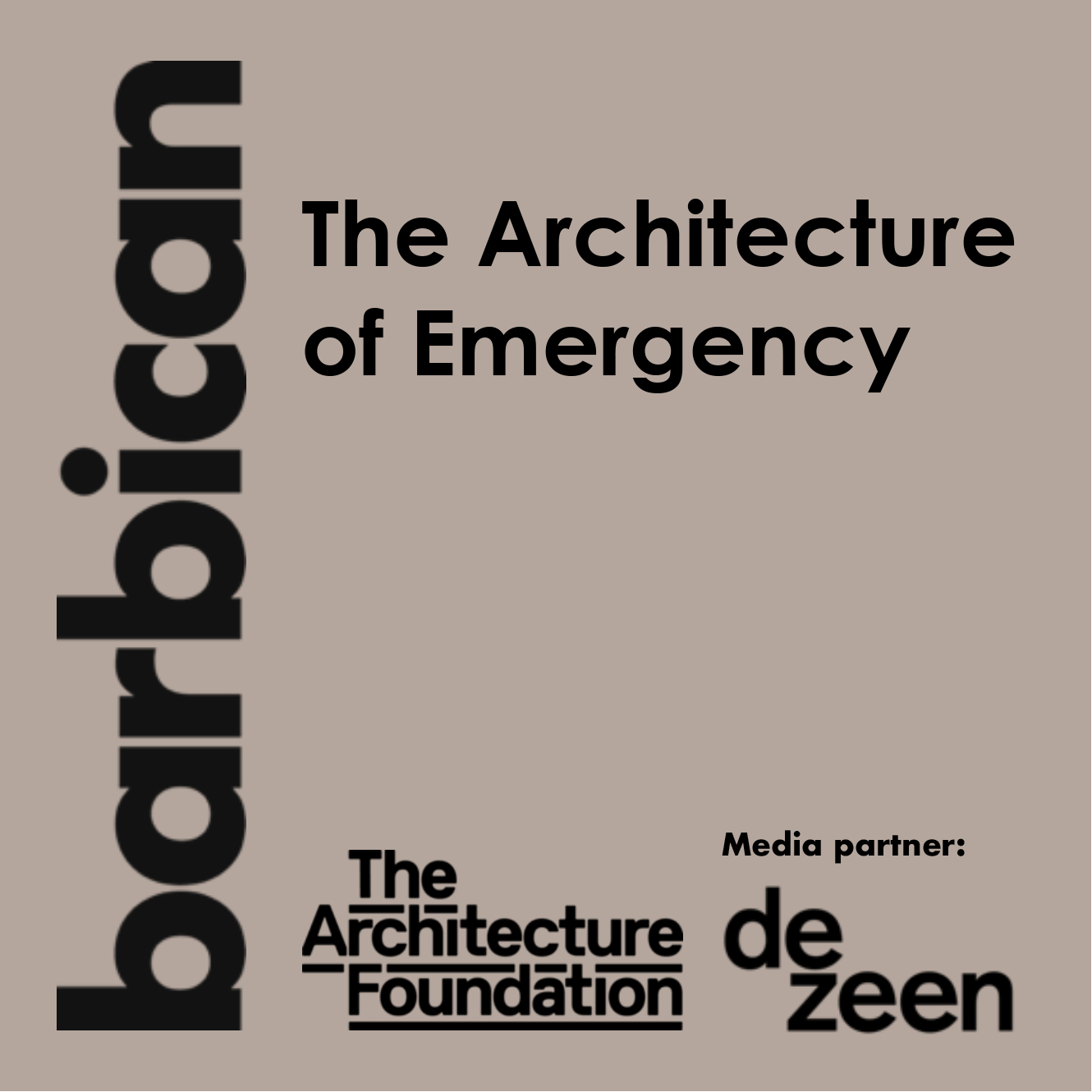 The Architecture of Emergency talk