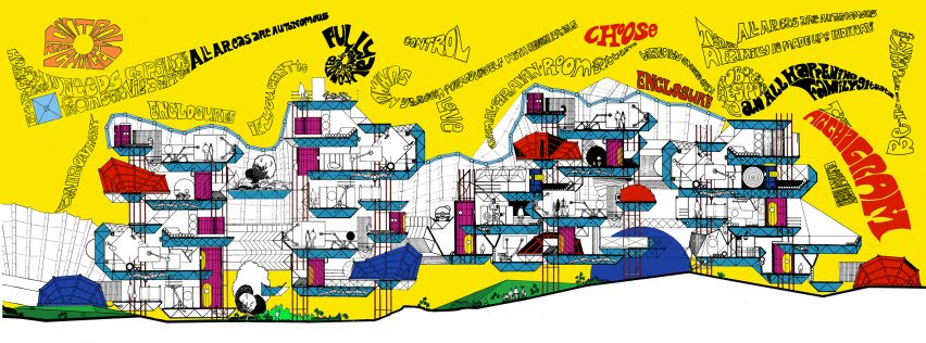 Archigram to create installation for Design Trust Gala in Hong Kong