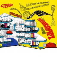 "Archigram to ""look at the future of the built environment"" with Hong Kong installation"