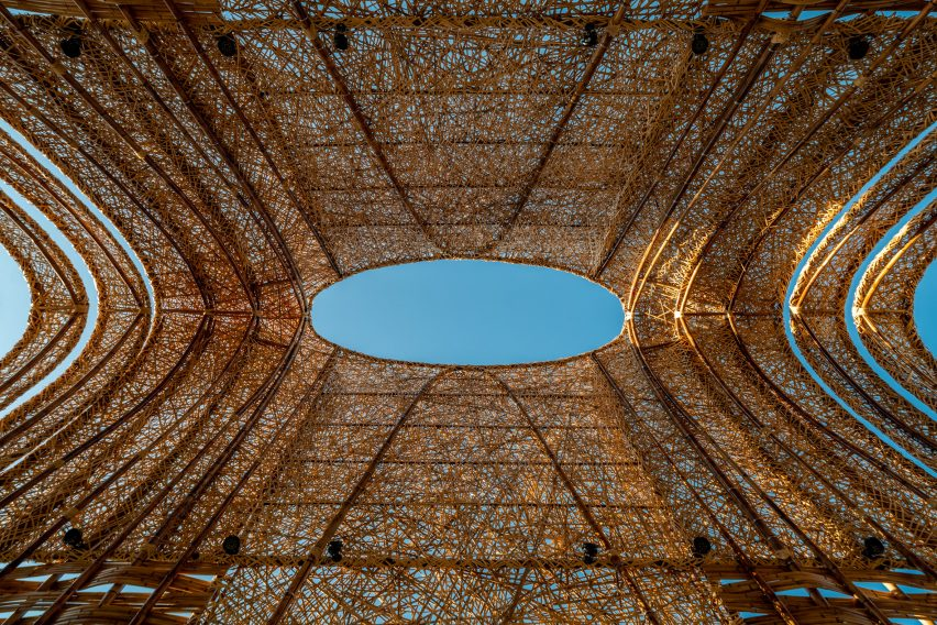 Bamboo Pavilion by Zuo Studio