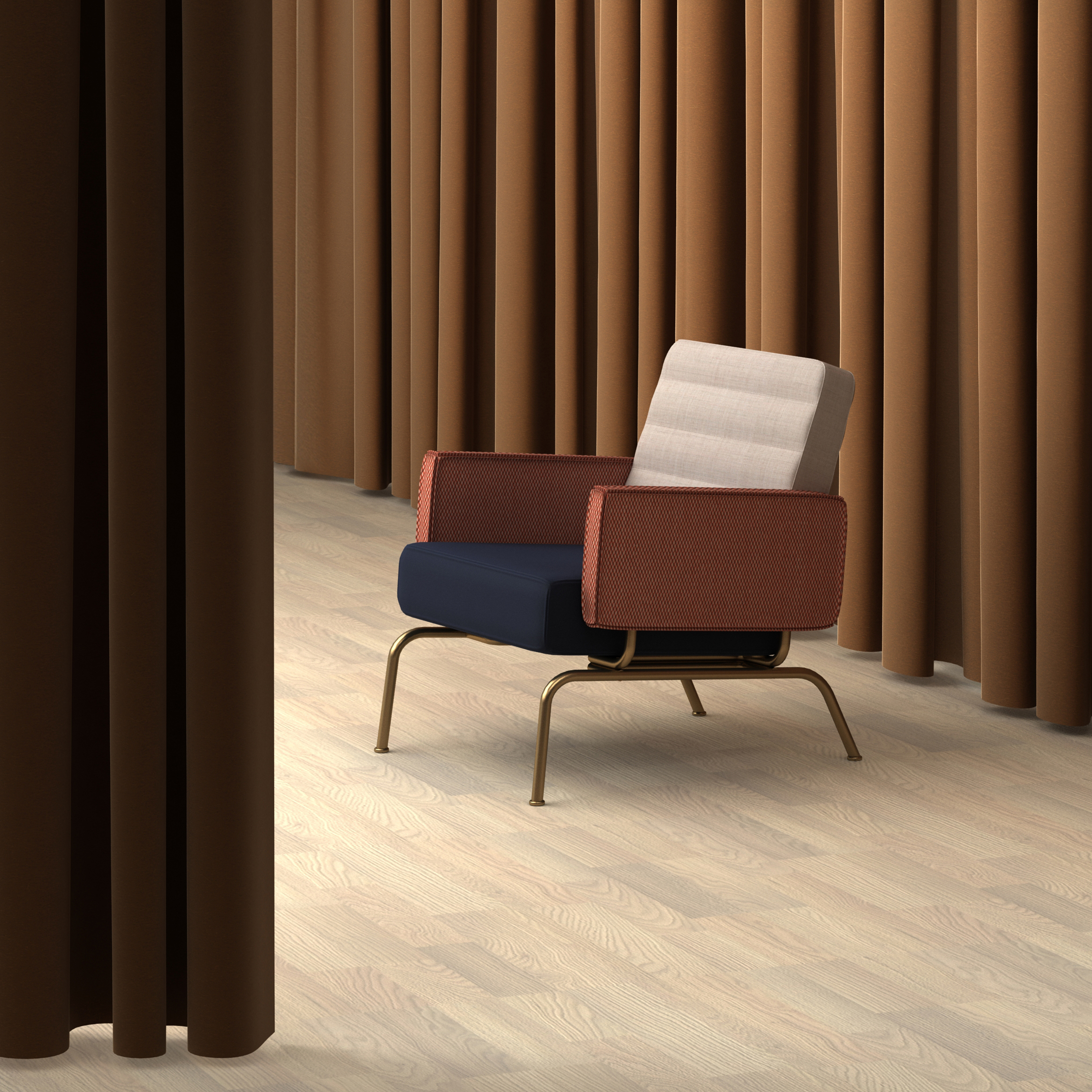 Combo chair by Frank Chou