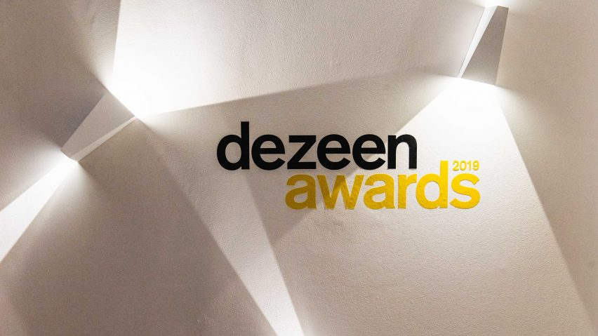 Dezeen Awards 2019 shortlist party