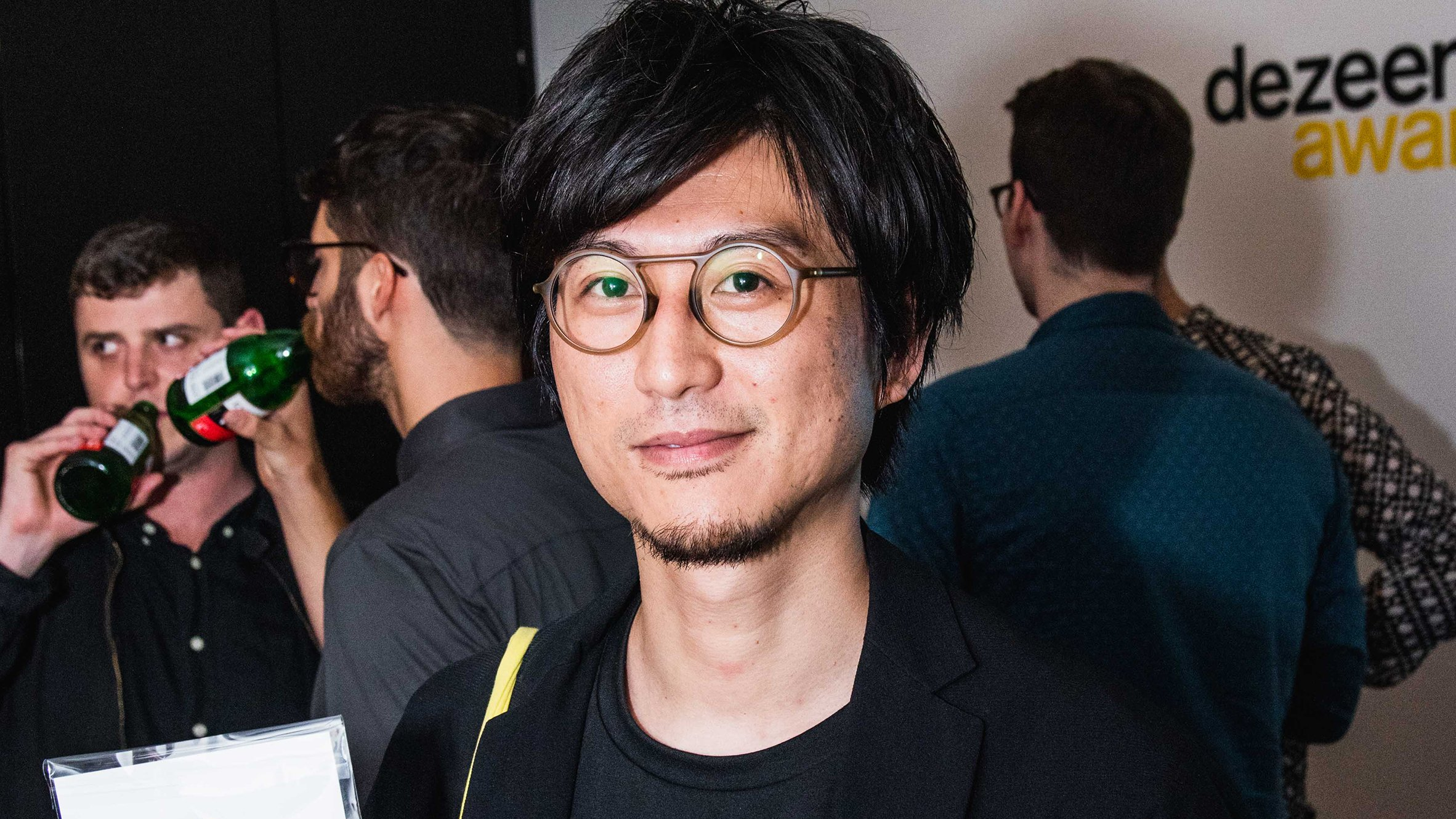 Satoshi Yoshiizumi, principal of Takt Project, which has been shortlisted in the emerging designer of the year category