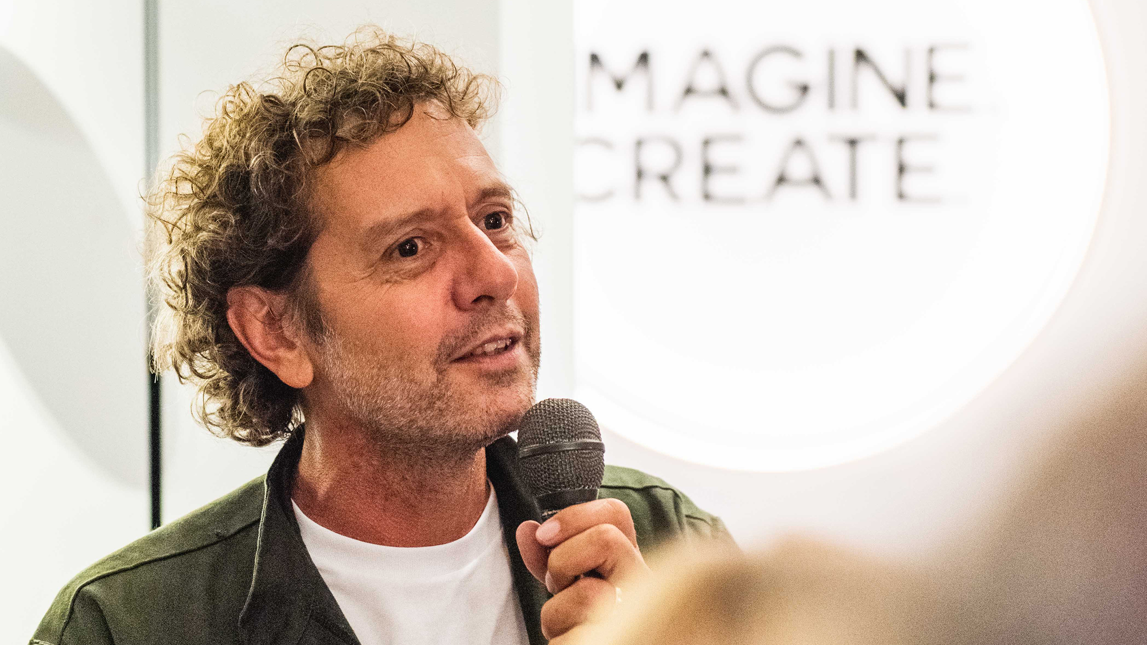 Marcus Fairs, founder and editor-in-chief of Dezeen
