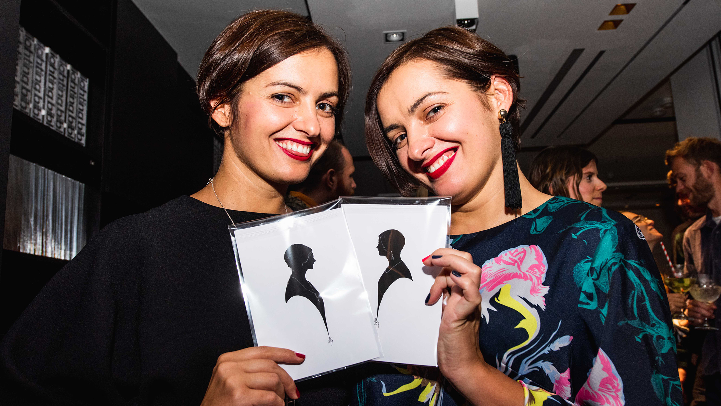 Co-founders of Sundukovy Sisters, Irina and Olga Sundukovy
