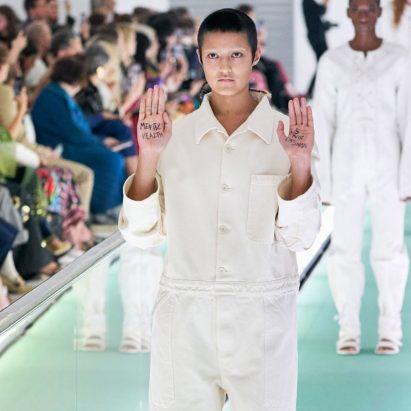 Gucci straitjackets Spring Summer 2020
