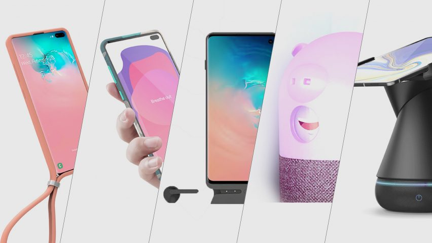 Top five accessories in the Samsung Mobile Design Competition