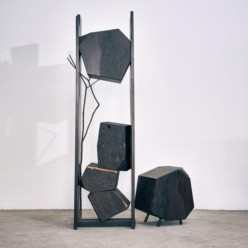 Furniture by Yemu1978 at Design China Beijing 2019