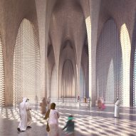 David Adjaye designs trio of multifaith temples in Abu Dhabi