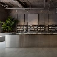 Snøhetta designs Aesop store in Sydney to resemble coastal cliffs
