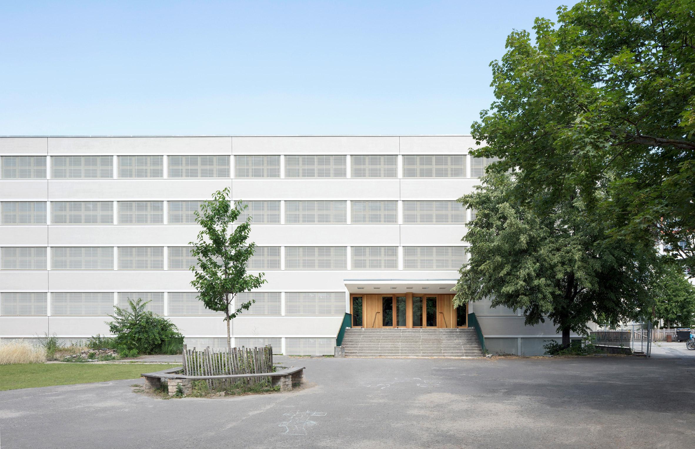 Extensions berlin pankow