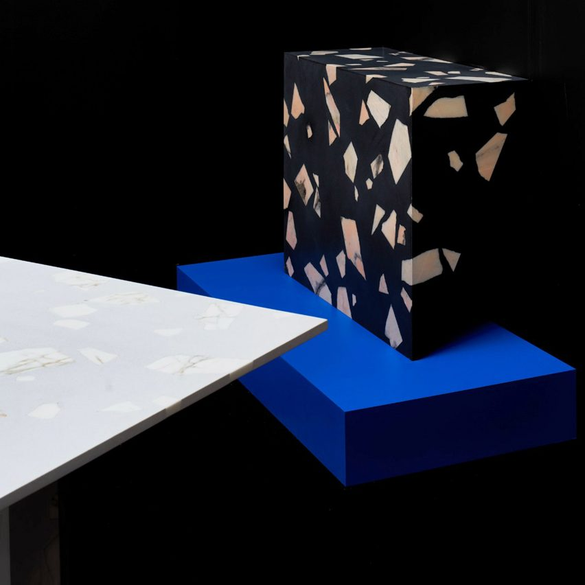 Altrock furniture collection by Robin Grasby