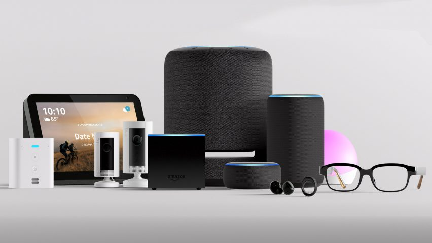Amazon Echo product launch