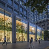 Apple Store Apple Marunouchi, Tokyo, by Foster + Partners