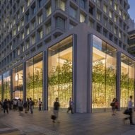 Foster + Partners' latest Apple Store opens in central Tokyo