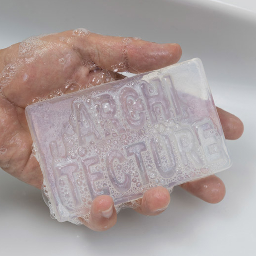 Yujia Bian creates architecture soap for Oslo Architecture Triennale