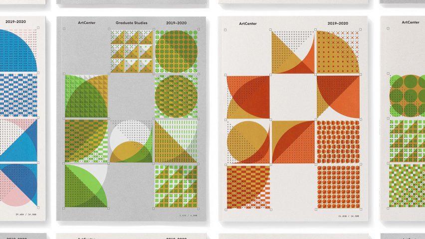 ArtCenter Viewbook by Brad Bartlett Design