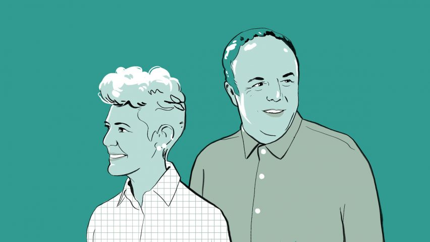 """PechaKucha founders Astrid Klein and Mark Dytham to champion """"world-changing"""" ideas at Dezeen Day"""