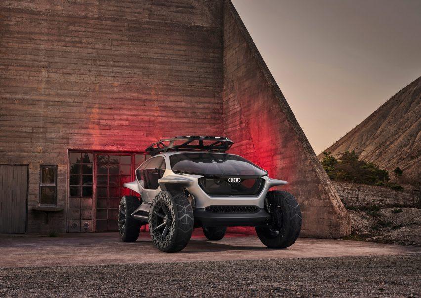 Audi AI:Trail concept car by Audi
