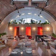 """London's Bala Baya restaurant is a """"poem to Tel Aviv"""""""