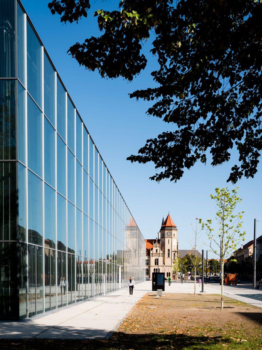 Bauhaus Museum Dessau by Addenda Architects