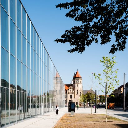 Bauhaus Museum Dessau by Addenda Architects