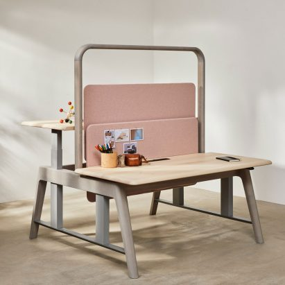 David Rockwell designs Sage office furniture to be more sustainable and adaptable