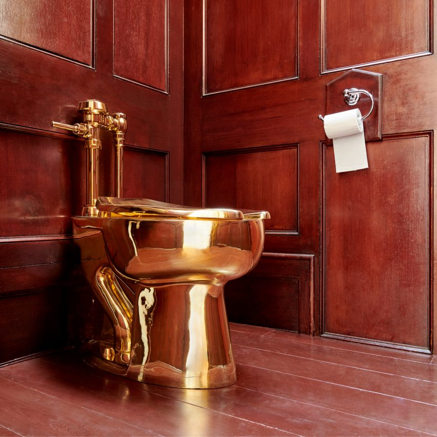 "$5 million solid gold toilet stolen in ""surreal"" Blenheim Palace heist"