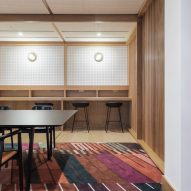 White Red Architects completes members-only study room in The British Library