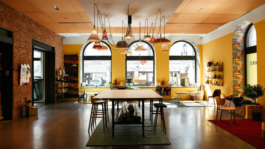 """Dexter and Byron Peart launch Goodee shop for """"conscious consumers and impact-minded makers"""""""