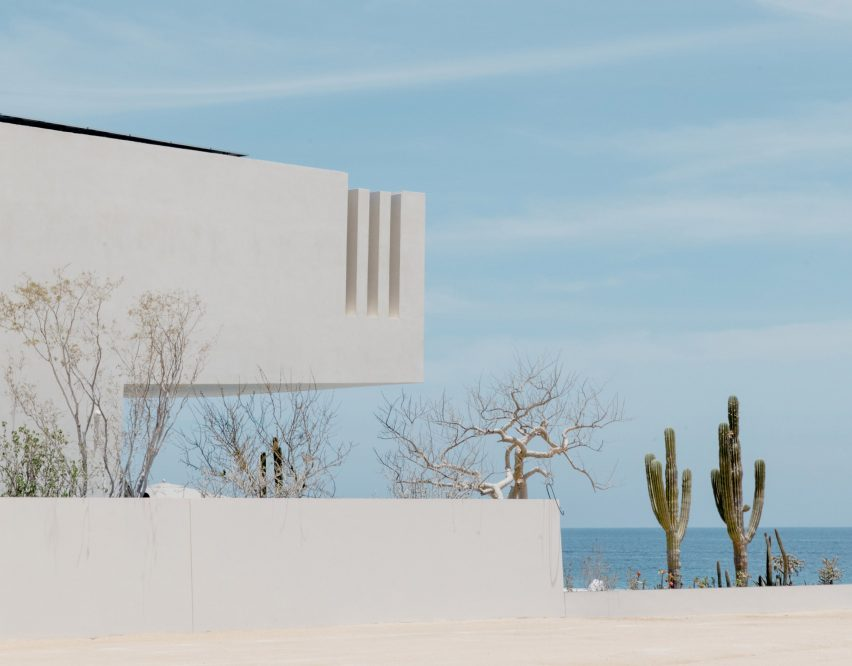 Cabo St Lucas house by Gomez de Tuddo Arquitectos and Gloria Cortina