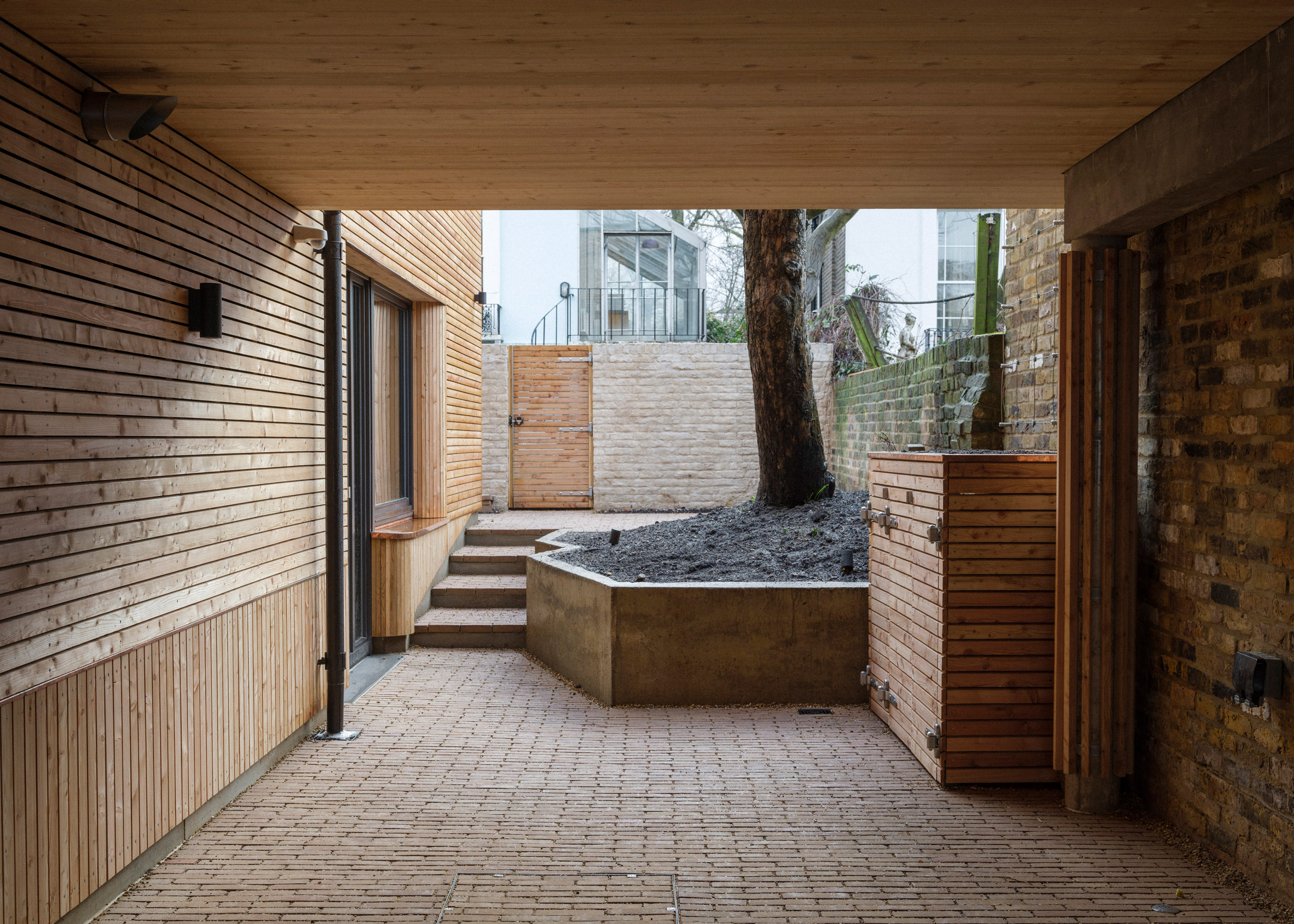 Camden Mews Max Fordham House by Bere Architects