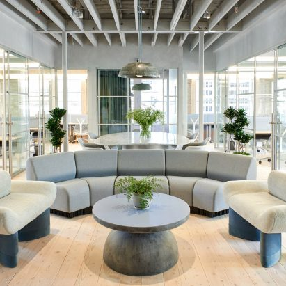 Canopy Workspace by Yves Behar and Amir Mortazavi